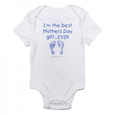 First Mother's Day Baby Clothes