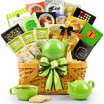 Traditional Teatime Gift Basket