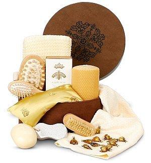 Honey Spa Gift Basket