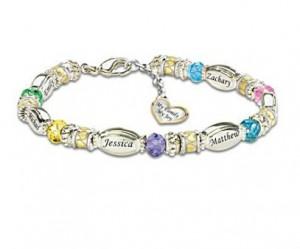 Personalized Family Bracelets