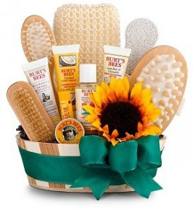 Bath & Body Invigoration Gift Basket