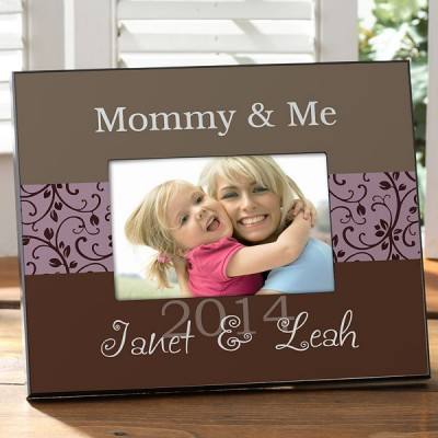 Mother's Day Gifts for Mom - Preserve a favorite memory in this sweet personalized Mother's Day Frame