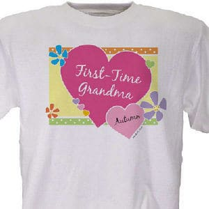 First Time Grandma Gifts