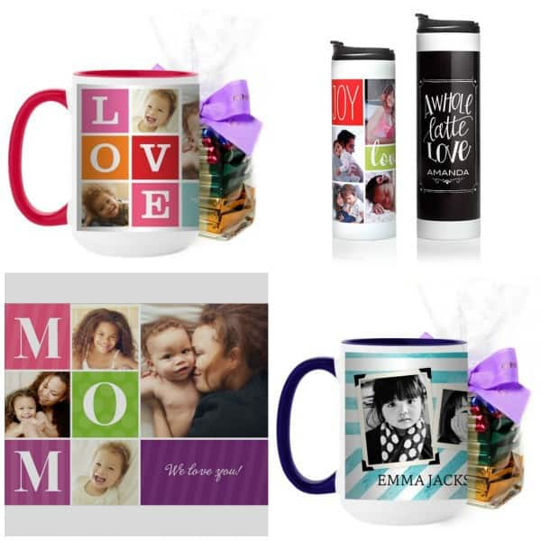 First Mother's Day Photo Mugs