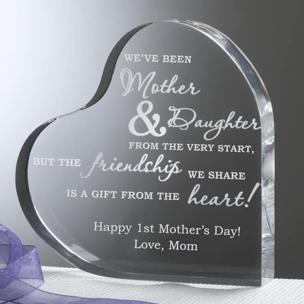 First Mother's Day Gifts for Your Daughter