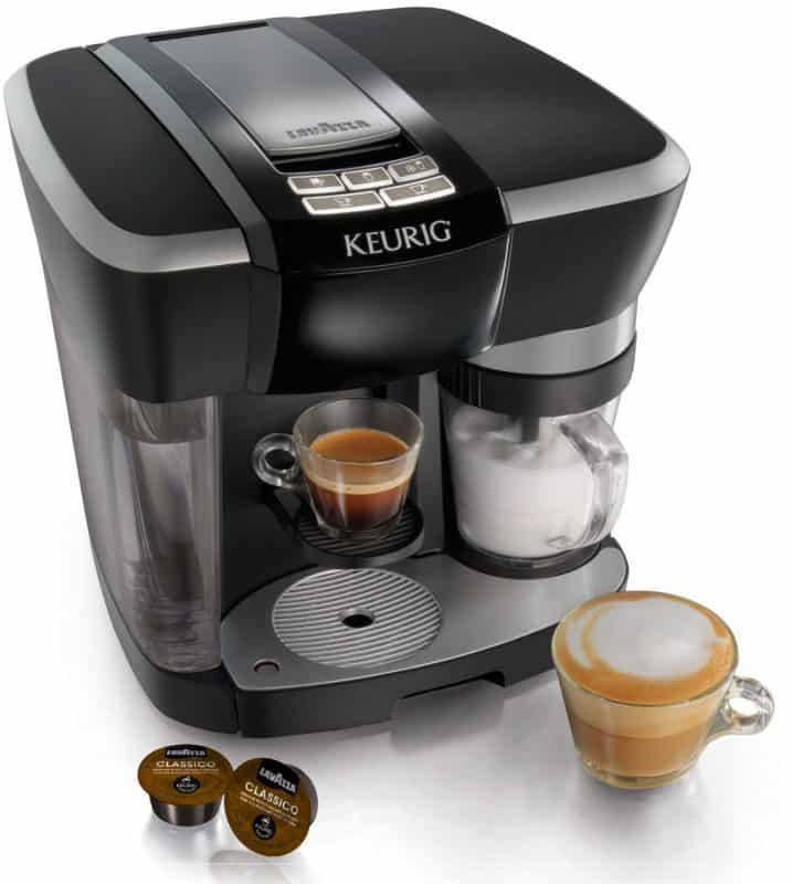 Best Mothers Day Gift for Your Wife - Wow the caffeine fiend with this amazing latte and cappuccino maker!