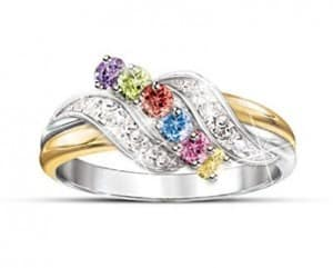 Affordable Mothers Rings Rings For Mom Under 50 That Don T Look Cheap