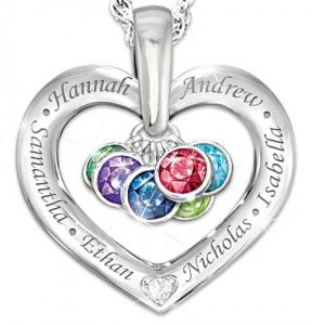 Top Mother's Day Necklaces