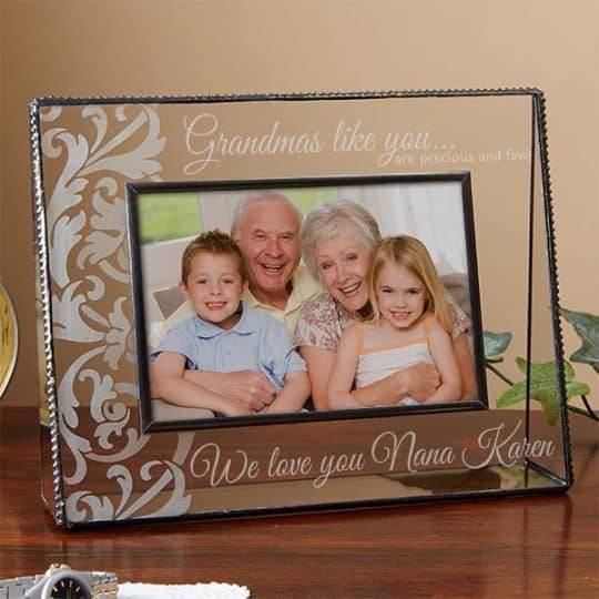 Grandmas Like You are Precious and Few Personalized Frame
