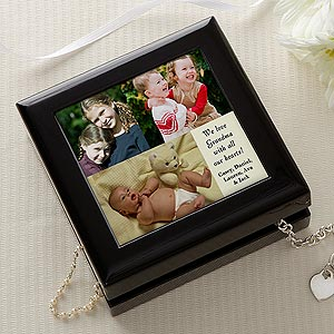 Photo & Poem© Personalized Jewelry Box