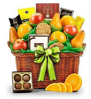 Five Star Fruit Gourmet Basket