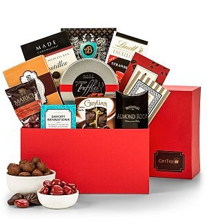 Royal Decadence Chocolate Gift Box
