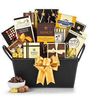 The Luxury Chocolate Collection Gift