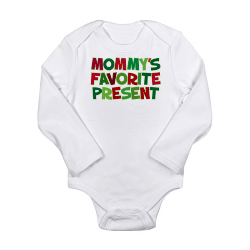 Mommy's Favorite Present Baby Clothes