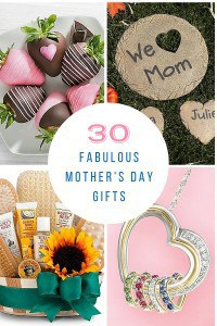 30 Top Mother's Day Gifts