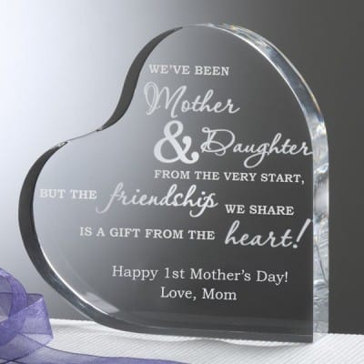 First Mother's Day Gifts for Daughter