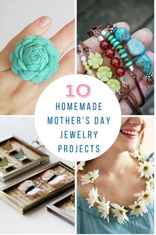 Diy Mother S Day Jewelry