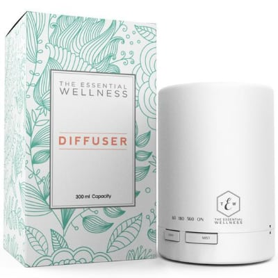 Give Mom or Grandma the gift of relaxation and well-being with a therapeutic aromatherapy diffuser!