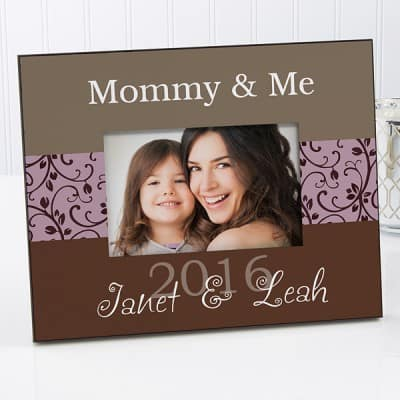 Mommy and Me Photo Frame