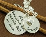 New Mom Necklaces:  Trendy Necklaces for New Mothers