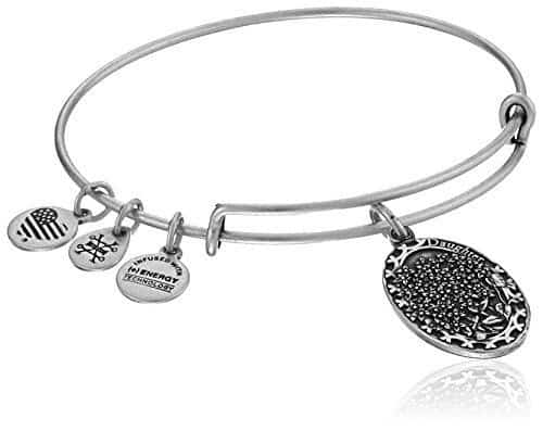 Mother's Day Bracelet for Daughter - Trendy Alex and Ani bracelet is the perfect choice for the fashionista daughter.