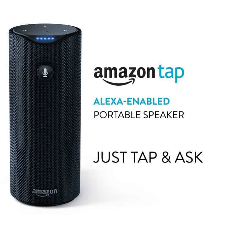 Amazon Tap is a thoughtful Mother's Day gift that the whole family will enjoy!