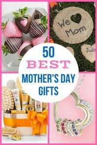 Best Mother's Day Gifts 2018