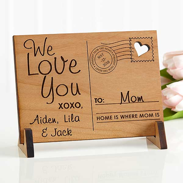 Looking for a unique gift for Mom or Grandma for Mother's Day?  Send a special deliver that will always remind her of how much you love her!