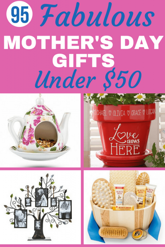 Mother 39 S Day Gifts For Mom Under 50