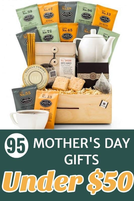 Mother 39 s day gifts for mom under 50 for Great present for mom