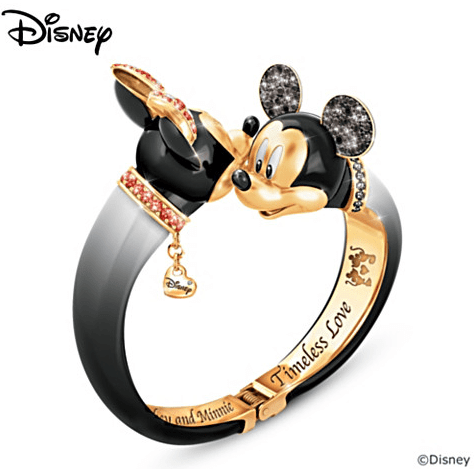Mickey and Minnie Timeless Love Bracelet
