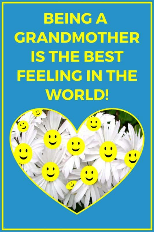"Grandma Quotes - Love this fun quote: ""Being a grandmother is the best feeling in the world"". #quote #quoteoftheday #quotes #GMDGI"
