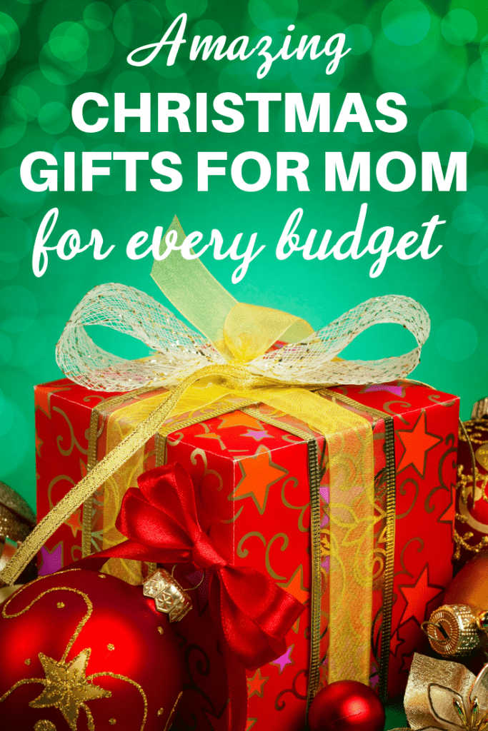 Christmas Gifts for Mom - Amaze Mom with the perfect Christmas gift this year! Click to see 50+ Christmas gifts Mom will love . Prices start at under $20, so you can quickly find a wonderful Christmas present even if you're on a tight budget. #giftsformom #Christmas gifts